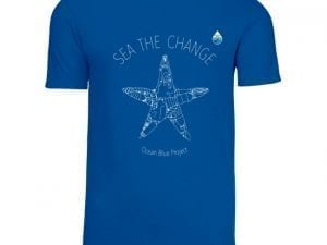 Sea The Change Sea Star T-shirt