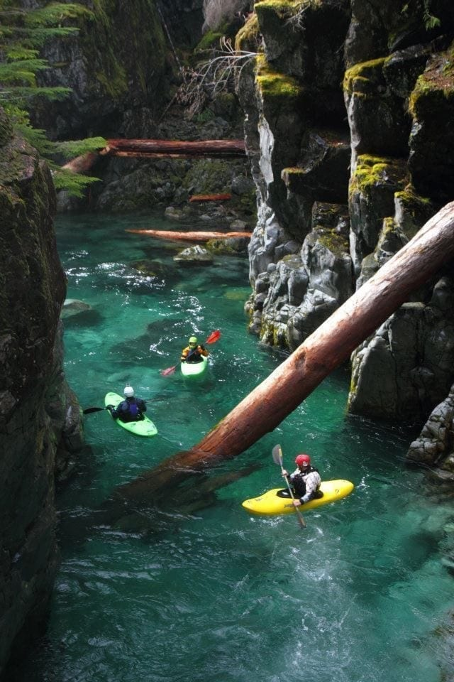 New Permit for Kayakers And Rafters In Oregon