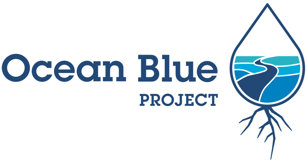 ocean blue project logo