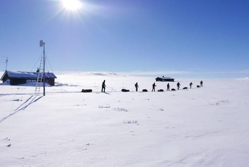 arctic-research-base