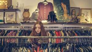 photo-of-woman-near-clothes