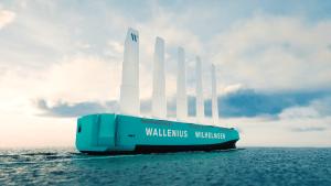 Wind-Powered-Cargo-Ship