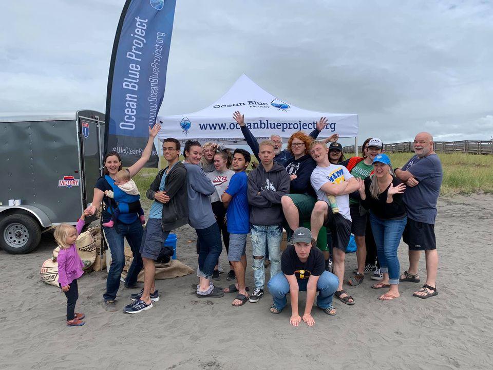 beach cleanup oregon