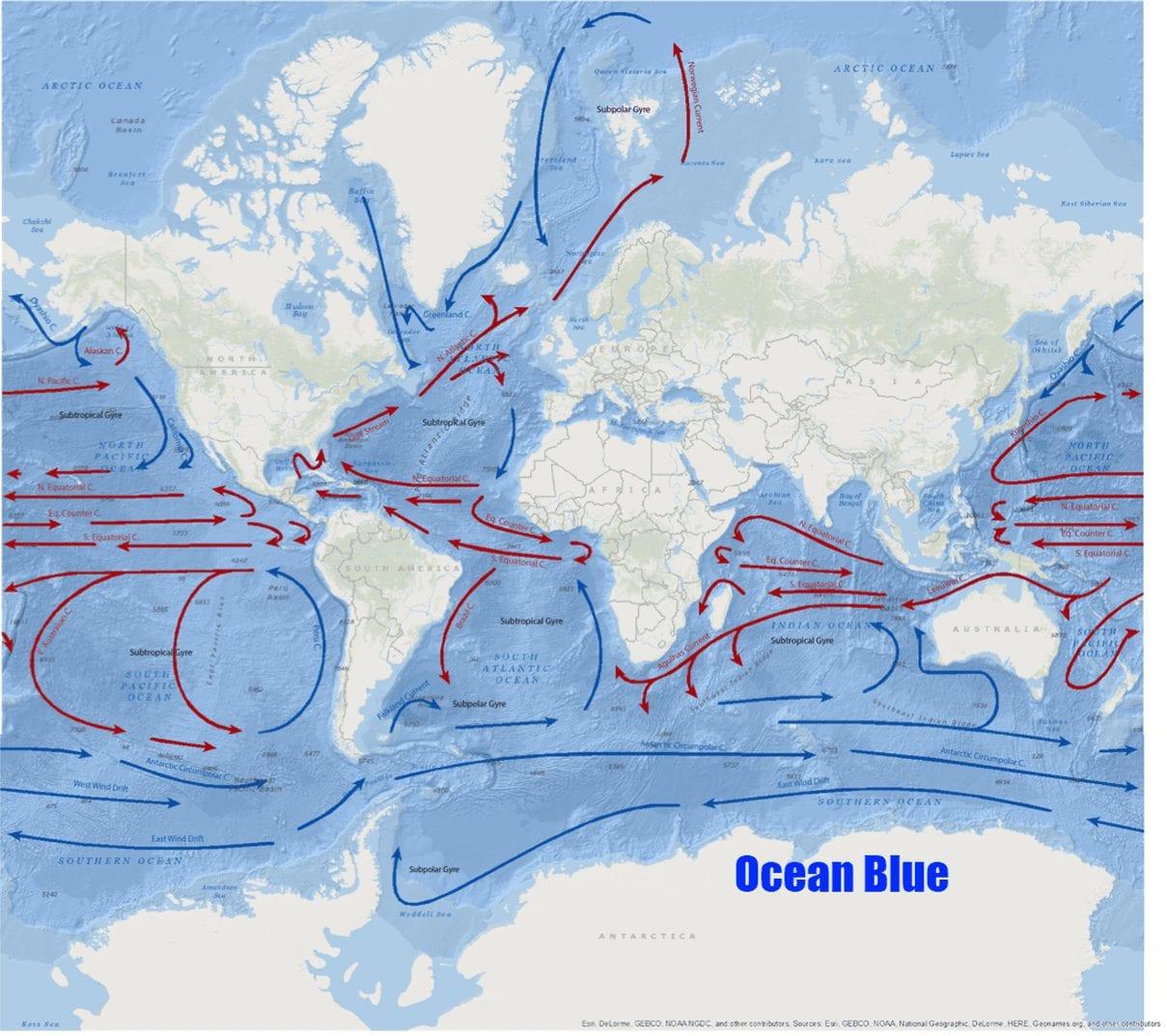 ocean-current-map