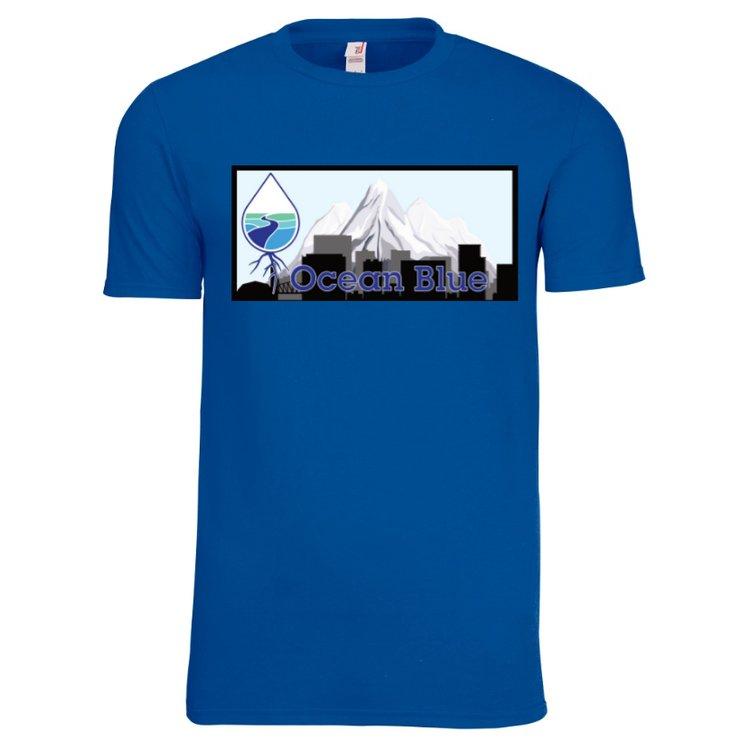 portland-mount-hood-ocean-blue-project-shirt