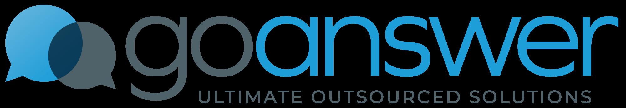 Go Answer Ocean Blue Project Sponsor Logo